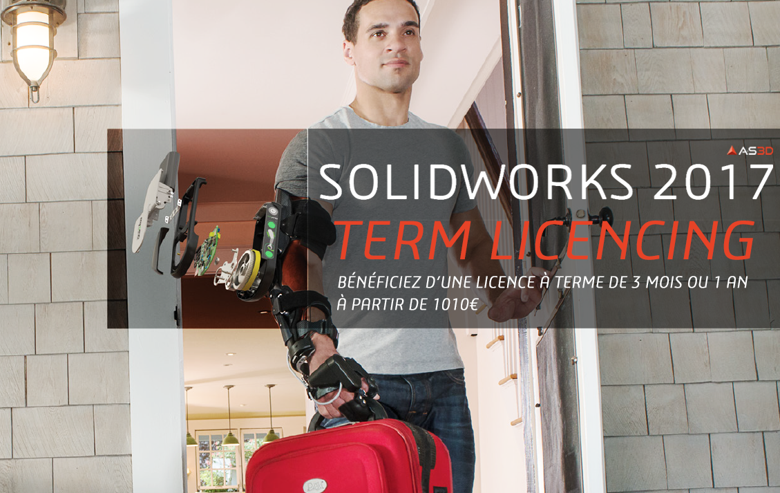 SolidWorks Term Licensing