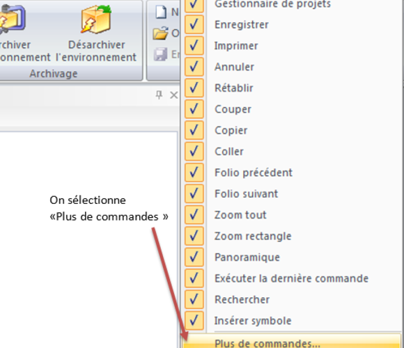 [Solidworks Electrical] Raccourcis et modification de l'interface utilisateur