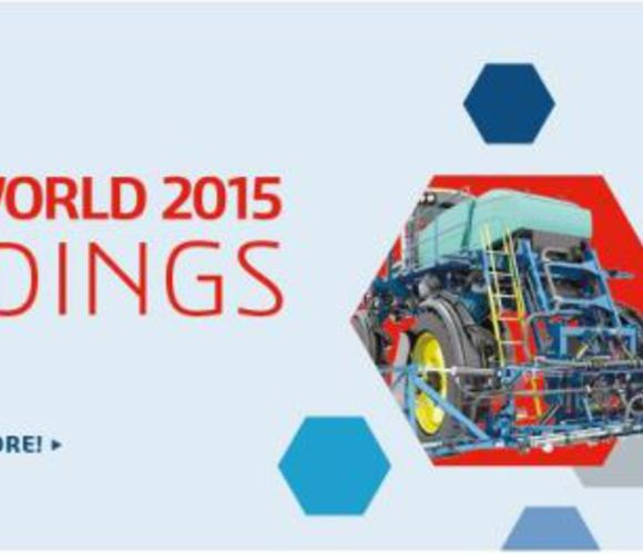 PRESENTATIONS SOLIDWORKS WORLD 2015
