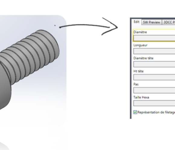 Le Configuration Publisher de SolidWorks