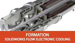 formation solidworks flow simulation electronic cooling