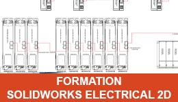 formation solidworks electrical 2D