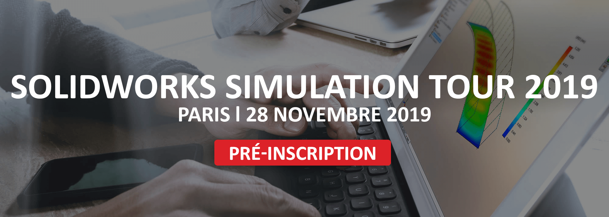 event solidworks simulation