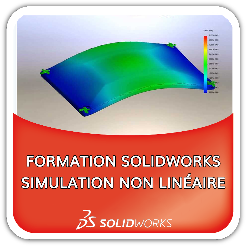 formation simulation non lineaire