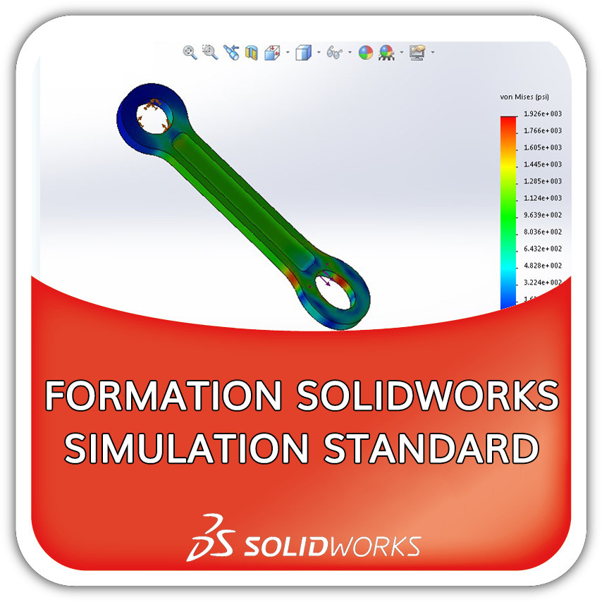 formation solidworks simulation standard