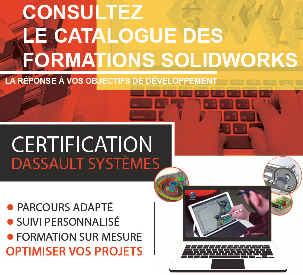 formations solidworks