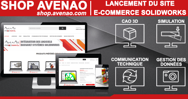 Shop AvenAo SolidWorks