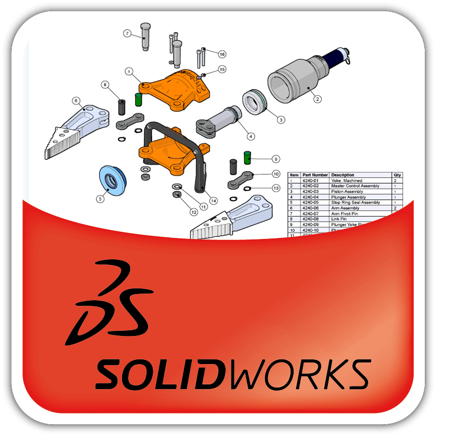 SolidWorks cycle simulation