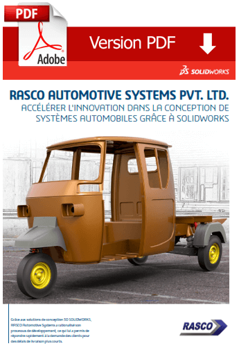 Cas client : Rasco Automotive