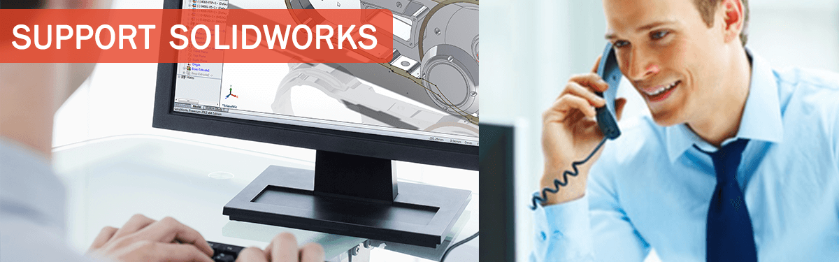 support solidworks