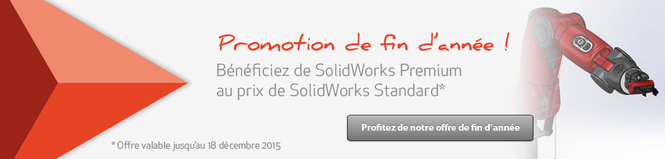 Promotion SolidWorks