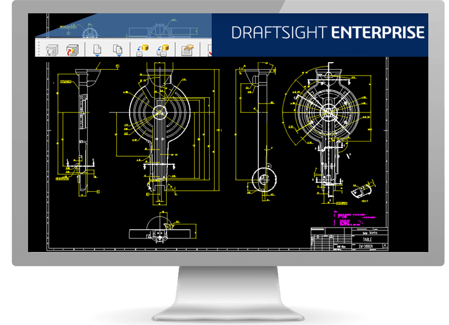 DraftSight Enterprise