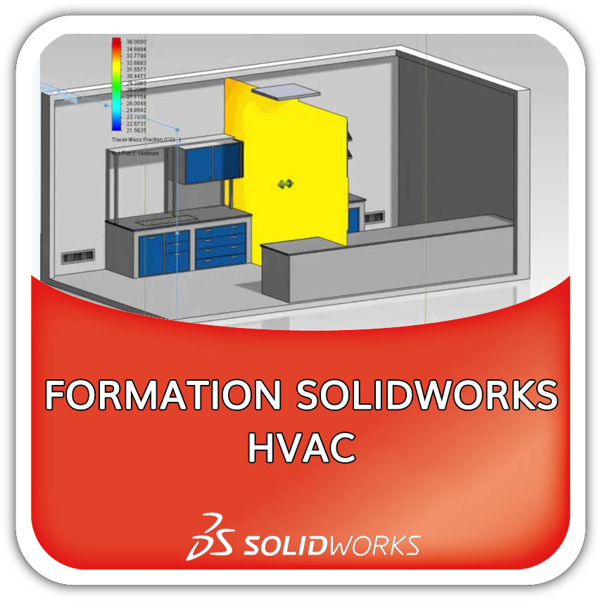 formation solidworks flow simulation hvac