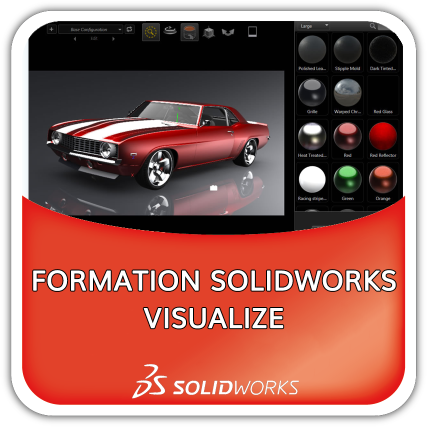 formation solidworks visualize