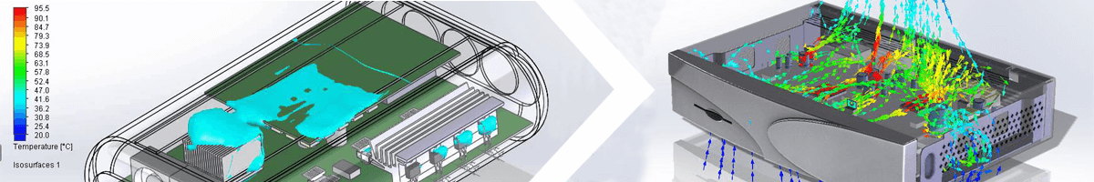 Formation SOLIDWORKS Electronic Cooling